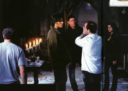 Supernatural >Behind The Scenes