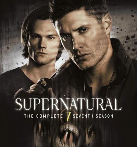 सूपरनॅचुरल season 7 (DVD)