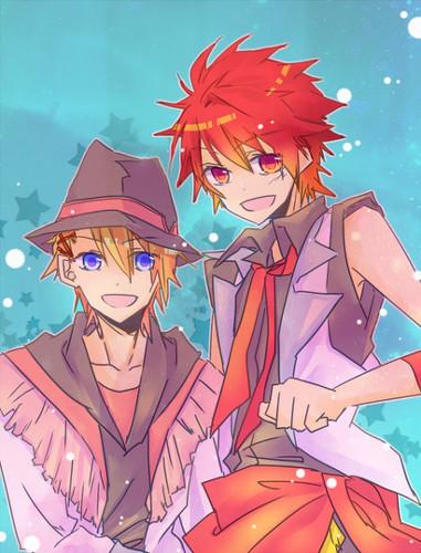 Syo and Otoya
