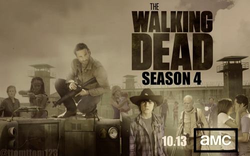 THE WALKING DEAD SEASON 4 10.13