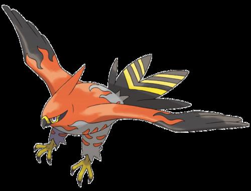 Pokemon X & Y: Talonflame