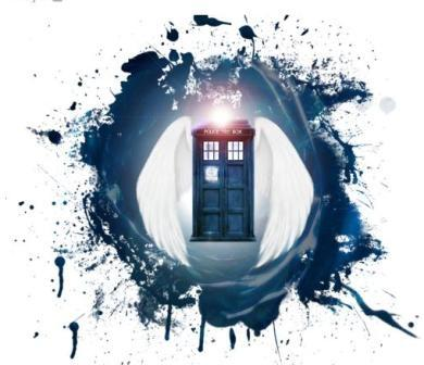 Doctor Who wallpaper entitled Tardis