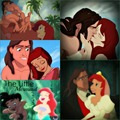 Tariel Icons - disney-crossover photo
