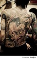 Tebori - tattoos photo