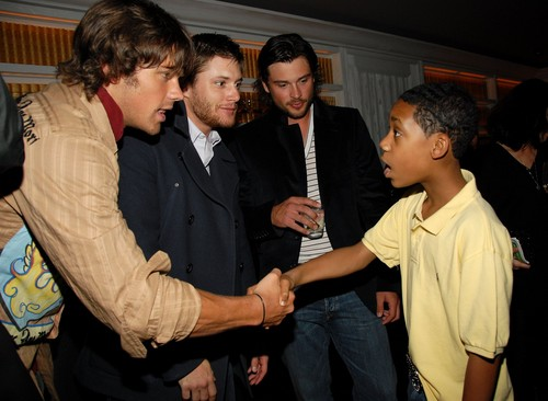 The CW Upfronts After Party 2006