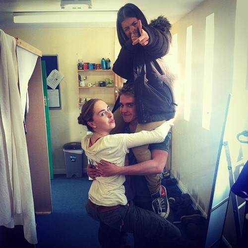 The Cast ♥