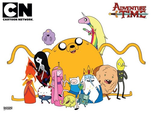The Fun will never end in Adventure Time! #2