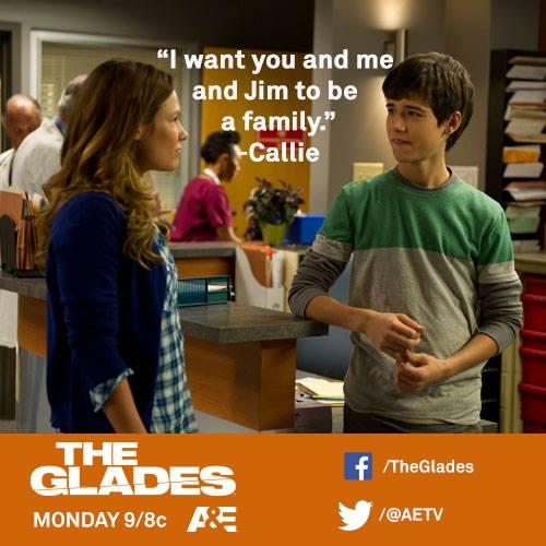 The Glades// Season 4