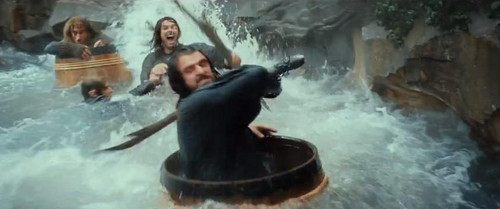 The Hobbit: Desolation of Smaug - First Trailer Screencaps