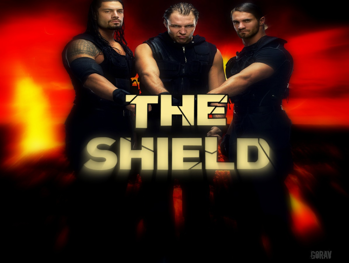 The Shield kertas dinding 2013 HD