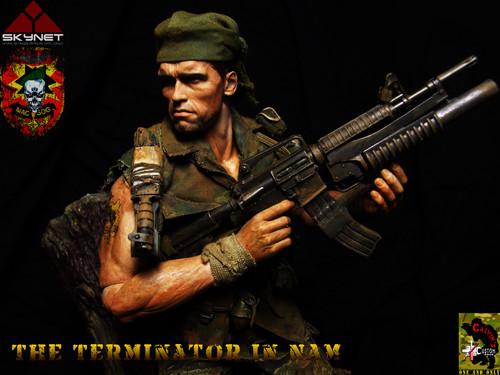 The ターミネーター in NAM