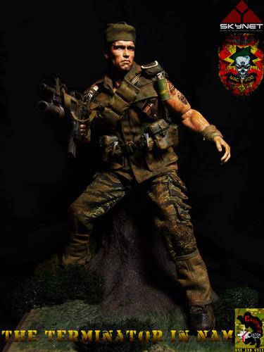 The Terminator in NAM