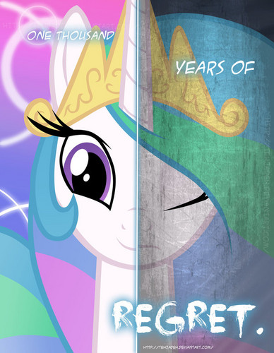 The Two Sides of Celestia
