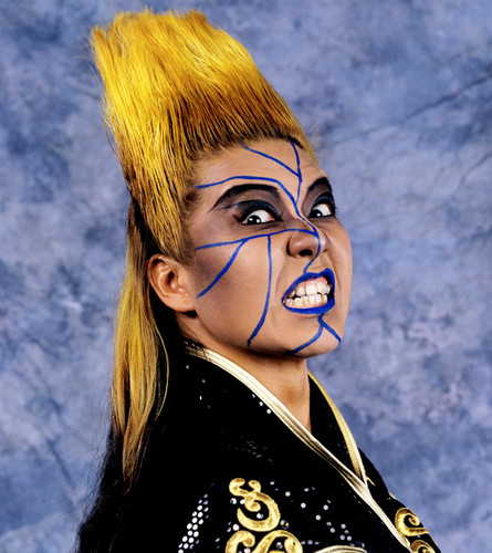 The Wicked Witches Of WWE: stier Nakano