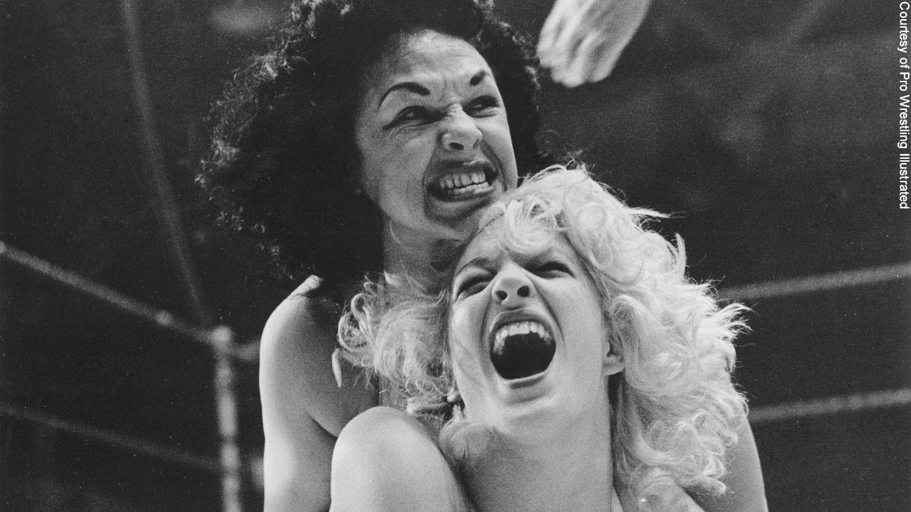 The Wicked Witches Of WWE: Fabulous Moolah - WWE Divas Photo (34663655 ...