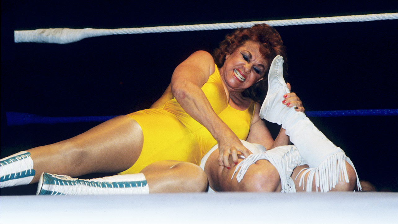 The Wicked Witches Of WWE: Fabulous Moolah