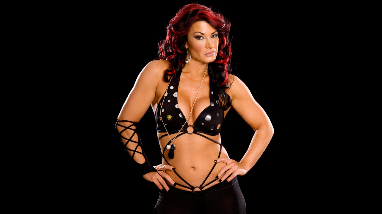 WWE Divas The Wicked Witches Of WWE: Victoria