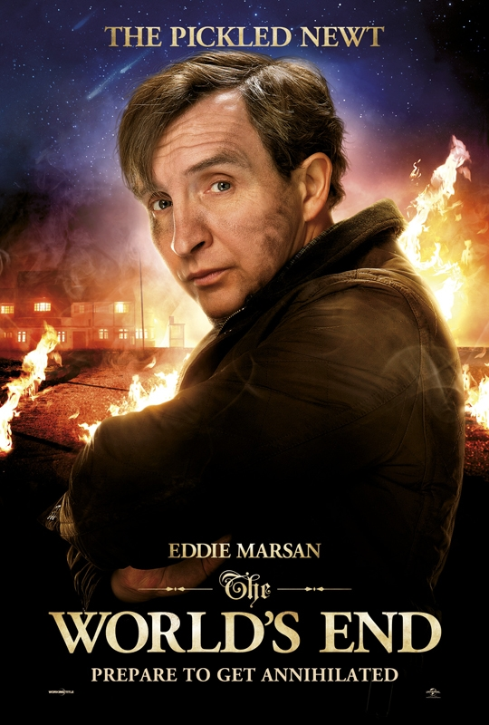 Character analysis of gary in the movie the worlds end