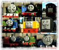 Thomas characters - thomas-and-friends fan art
