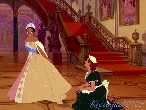 Tiana as Anastasia