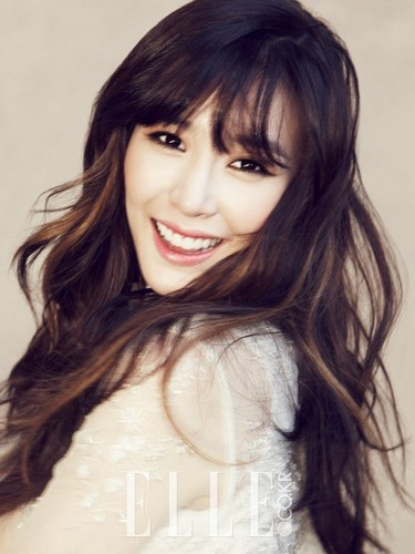 "Tiffany for ""Elle"" ~"