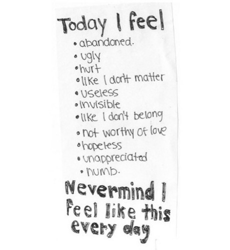 Today...Nevemind Everyday