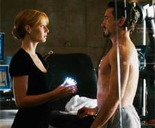 Tony + Pepper♥