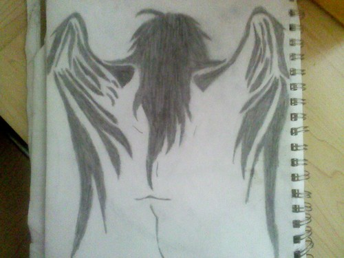 Trible エンジェル wings