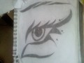 Trible eye - drawing photo
