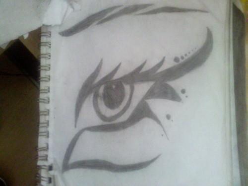 Trible eye