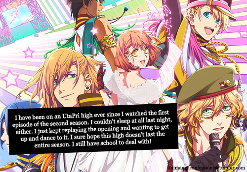Uta no Prince-sama wallpaper with anime titled UtaPri Confessions