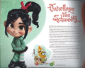 Vanellope (The Art of Wreck-It Ralph)