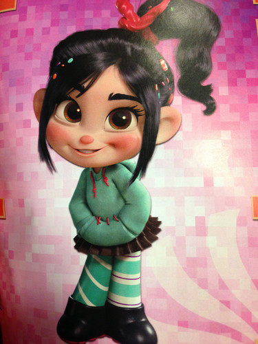 Wreck-It Ralph images Vanellope wallpaper and background ...