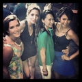 WITH FRIENDS IN WILMINGTON, NORTH CAROLINA - MAY 2013 - the-vampire-diaries photo