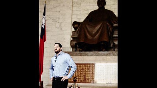 Wade Barrett visits Giappone and Taiwan