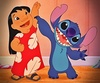 Walt ディズニー アイコン - Lilo Pelekai & Stitch