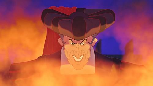 Walt disney Screencaps - Judge Claude Frollo