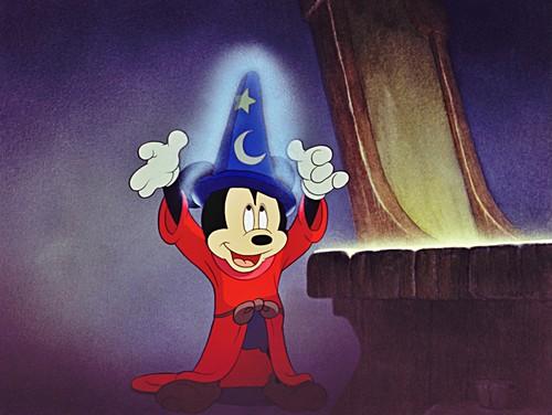 Walt Disney Screencaps - Mickey topo, mouse