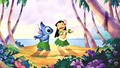 Walt Disney Wallpapers - Lilo & Stitch