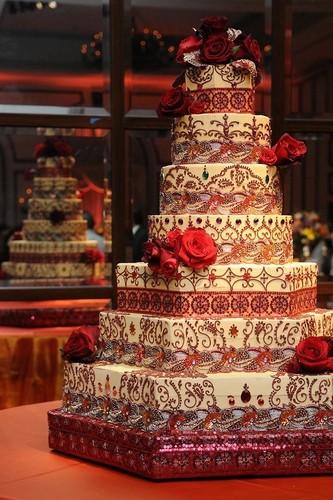 Cakes wallpaper titled Wedding Cake