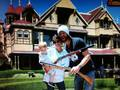 Winchester Mystery House - jared-padalecki photo
