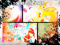 Winx Club Stella Bloom=Flora - the-winx-club fan art