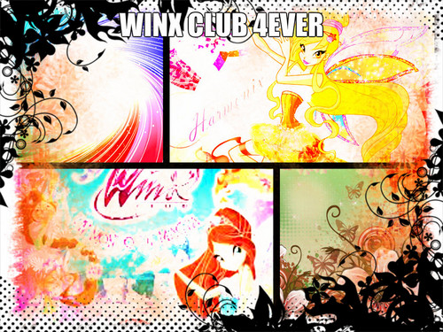 Winx Club Stella Bloom=Flora