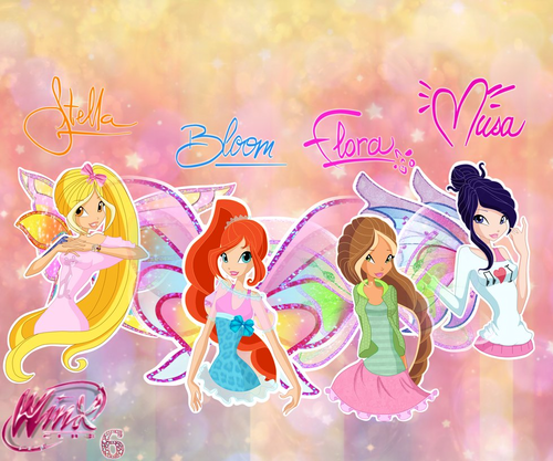 Winx Girls!
