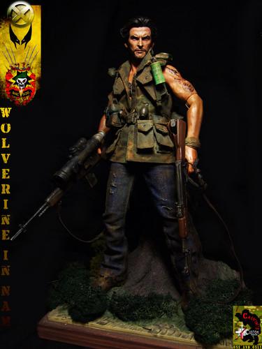 Wolverine in NAM