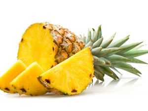Colors Images Yellow Pineapple Wallpaper And Background Photos