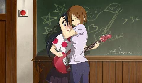 Yui and Azu~