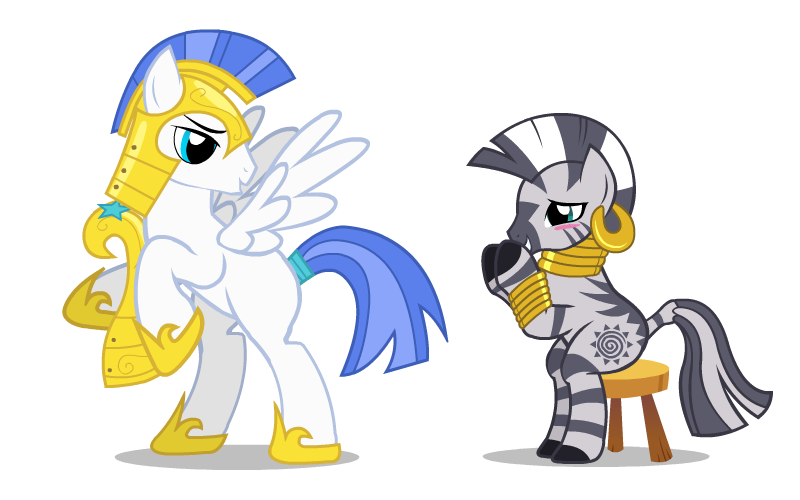 My Little Pony Friendship Is Magic Images Zecora Gets Strip Tease Just For Laughs HD Wallpaper And Background Photos