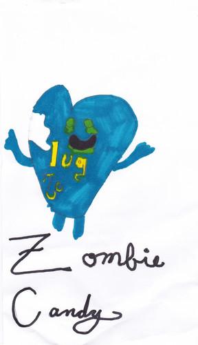 Zombie कैन्डी