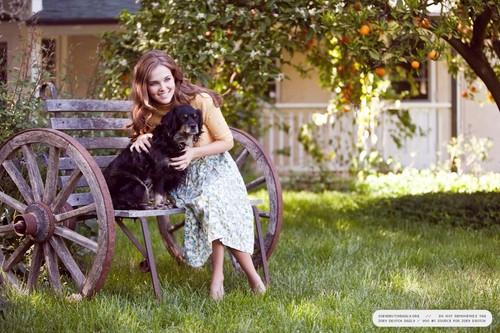 Zooey 2012 photoshoot